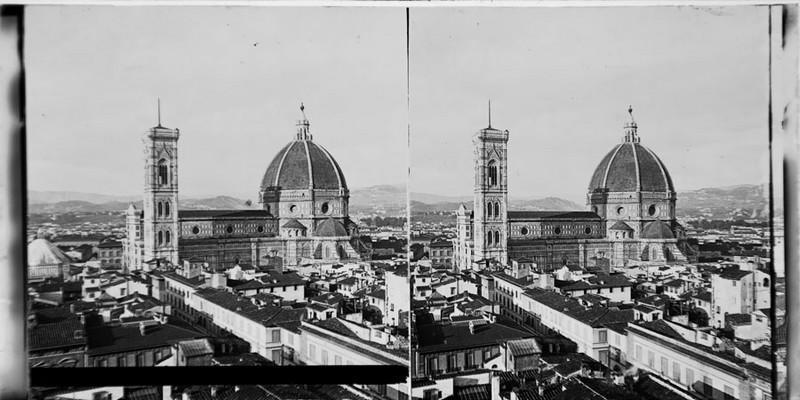BOUZANQUET Gaston : Florence, le Duomo