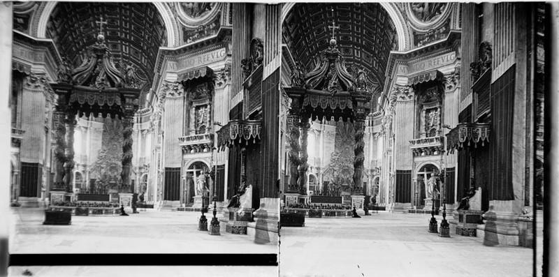 BOUZANQUET Gaston : Basilique Saint-Pierre