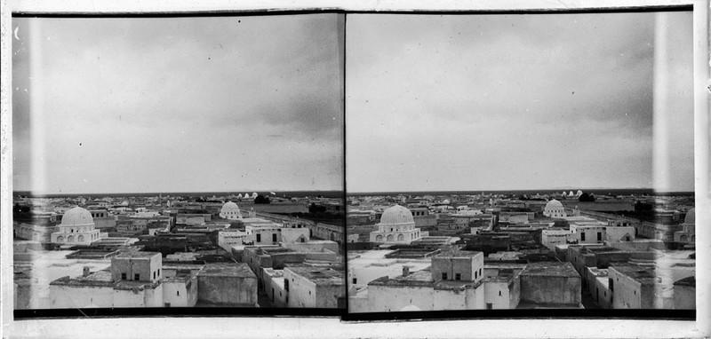 Les toits de Kairouan (?)