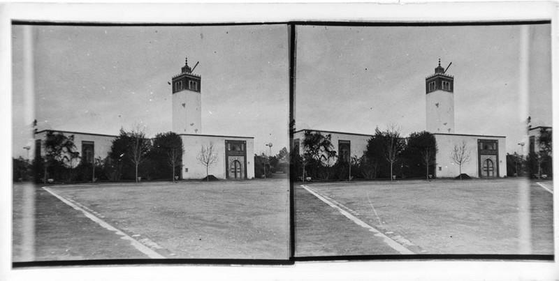 BOUZANQUET Gaston : Mosquée du Bardo