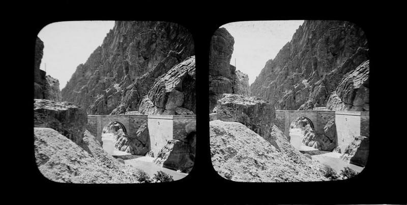 BOUZANQUET Gaston : Pont romain d' El Kantara