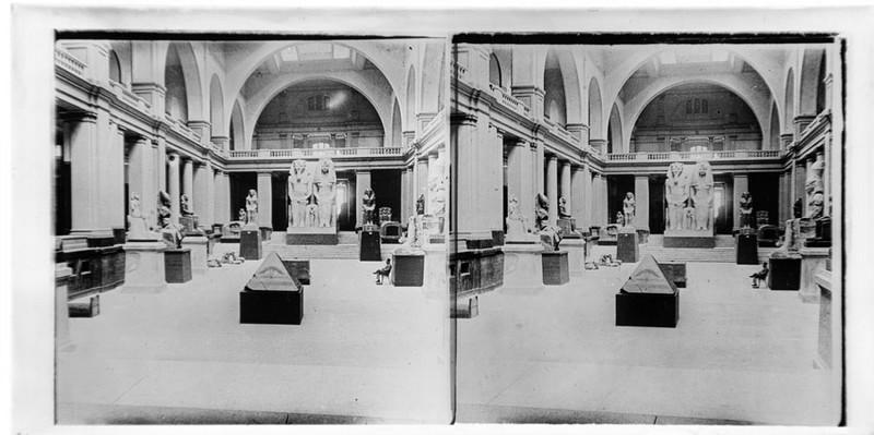 BOUZANQUET Gaston : Musée du Caire