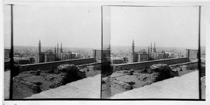 Le Caire depuis la citadelle Saladin