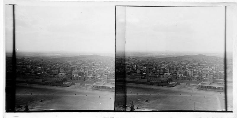 Le Caire depuis la citadelle