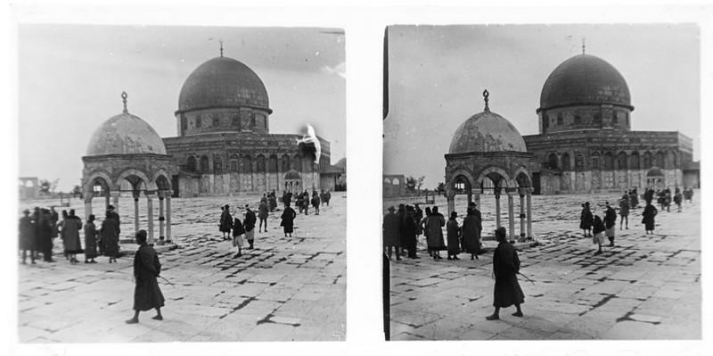 BOUZANQUET Gaston : Esplanade des mosquées