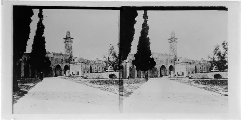Minaret de la mosquée d'Omar_0
