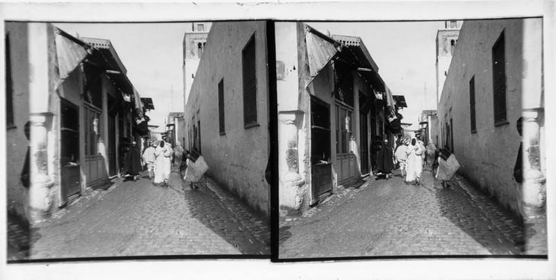 Rue dans la casbah_0