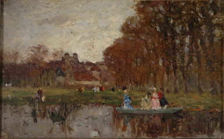 L'étang de Chazetier, la Chaise-Dieu_0