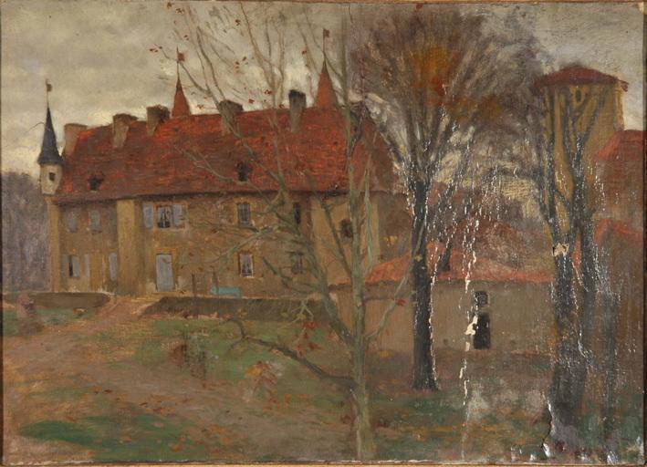 L'abbaye, le prieuré, Charlieu