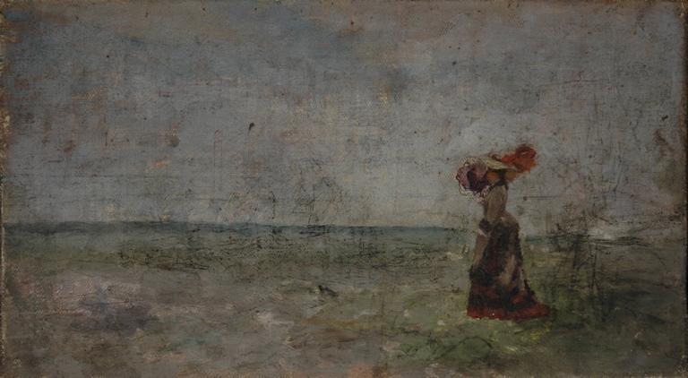Femme à l'ombrelle_0