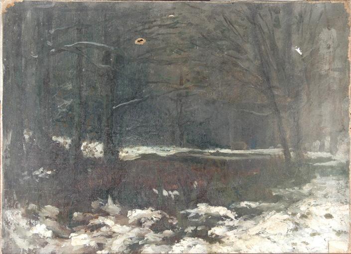 Sous la neige_0