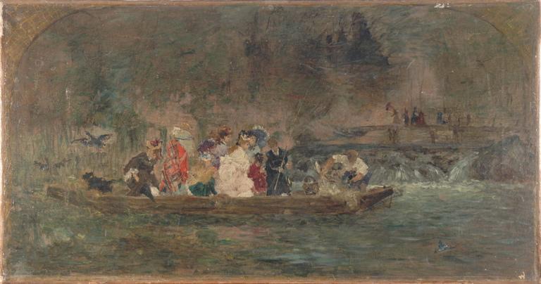 Promenade en barque_0