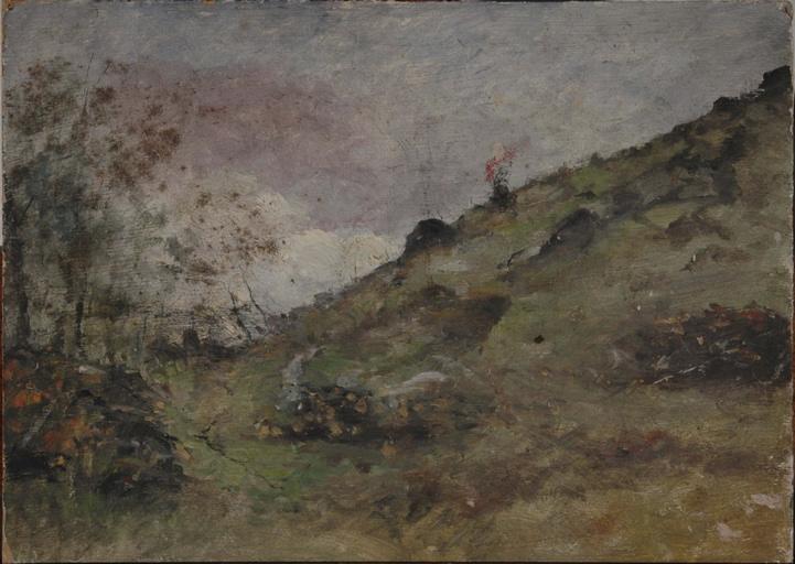 Paysage d'automne (recto, verso)_0