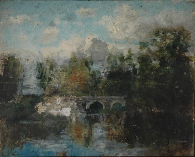 Paysage de rivière_0
