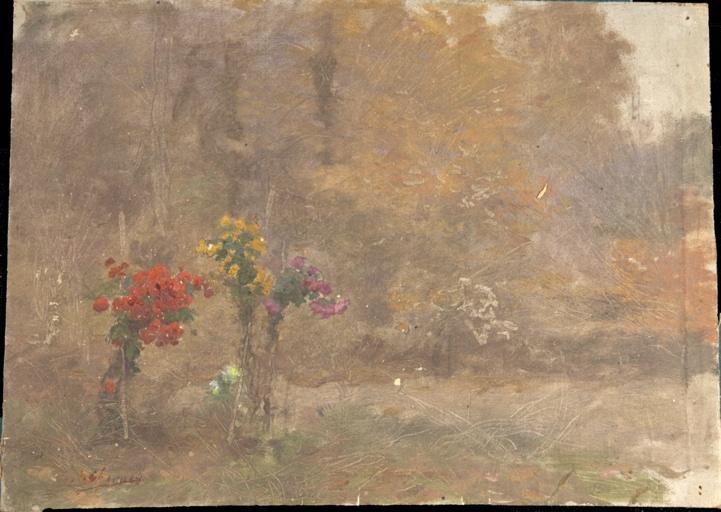 Jardin en automne_0