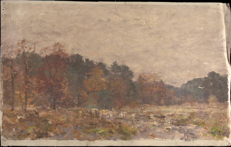 Paysage d'automne_0