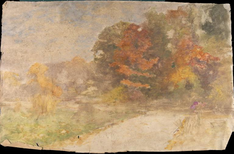 Allée en automne_0