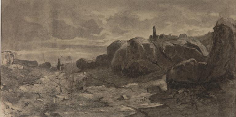 Les rochers_0