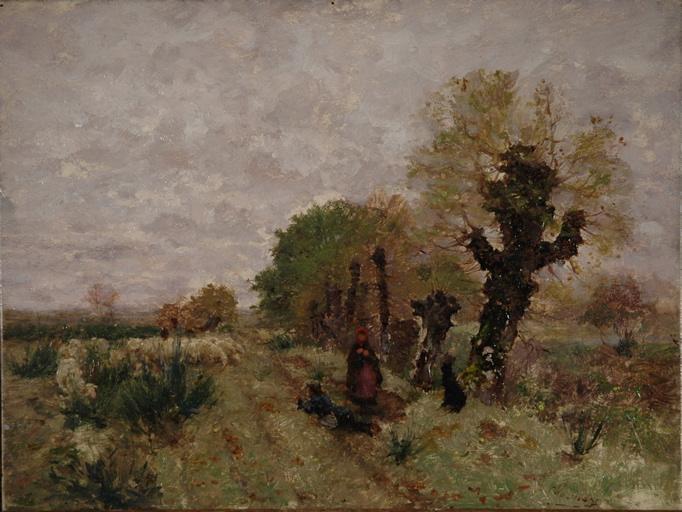 Marcilly-en-Gault. Sologne