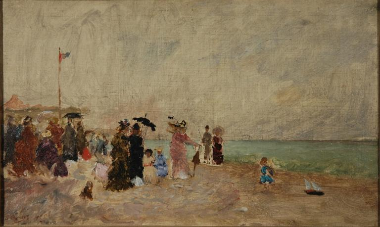 La plage_0