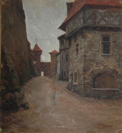 Village abandonné. Loire - Cervières_0