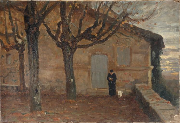 Le curé de Châteauneuf