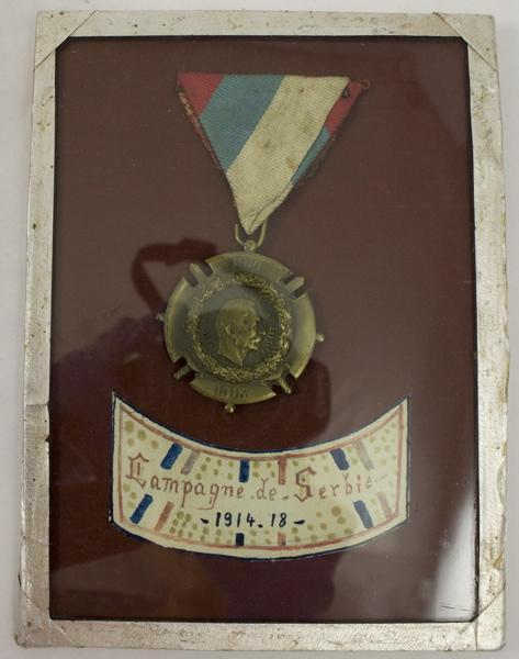 anonyme : médaille militaire