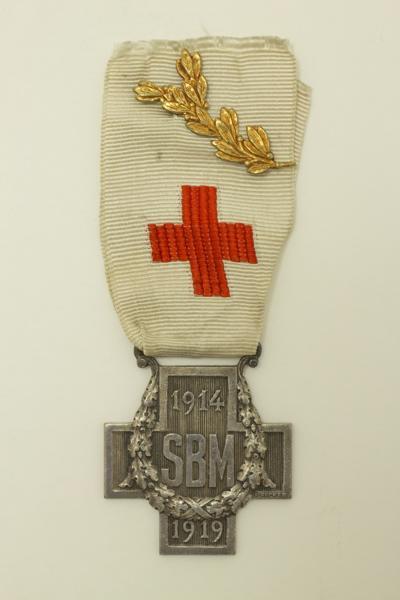 Société française de secours aux blessés militaires des armées de terre et mer 1914-1918