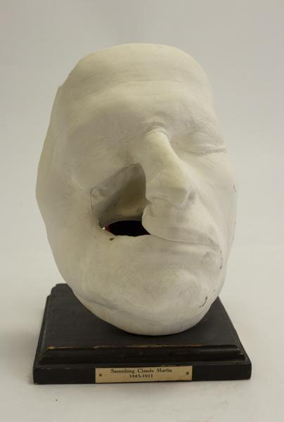 MARTIN Claude (praticien, concepteur) moulage facial