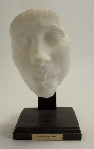 MARTIN Claude (praticien, concepteur) : moulage facial