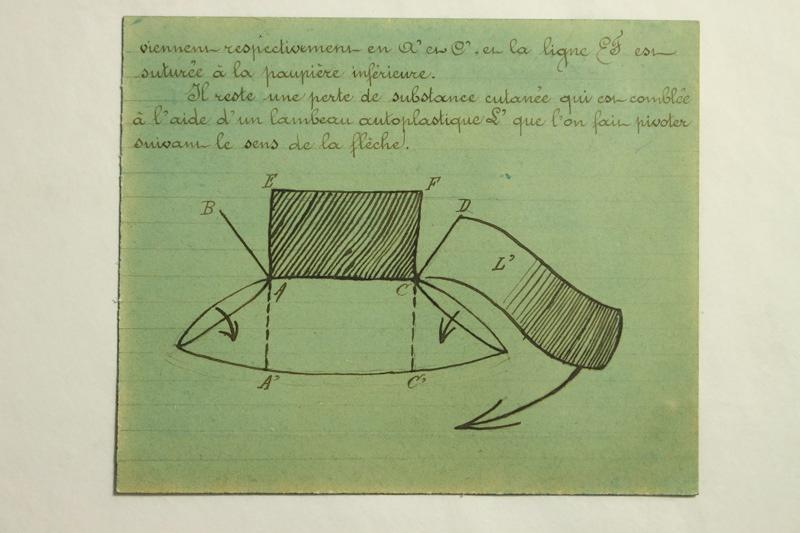 FREIDA Raphaël Désiré (dessinateur) : Gueules Cassées (titre factice)