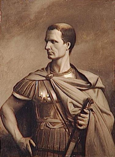 Jules César en buste_0
