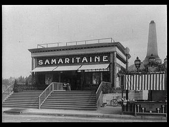 Pavillon de la Samaritaine
