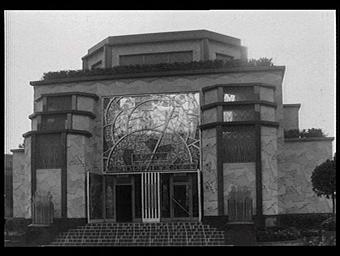 Pavillon Pomone ; Ateliers d'Art des Grands Magasins du Bon Marché