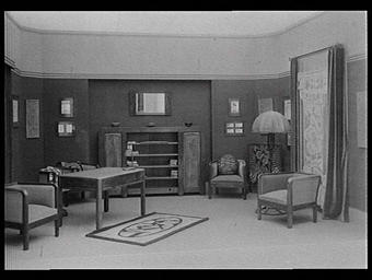 Galeries des écoles d'art de France : cabinet de travail