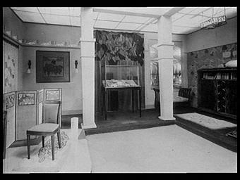 Galerie des écoles d'art de France : cabinet de travail studio