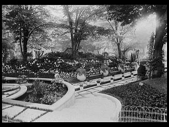 Jardin, Cours La Reine