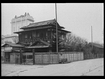 PAVILLON DU JAPON