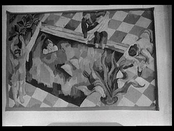 SECTION COLONIALE, PAVILLON DE L'ART COLONIAL FRANCAIS