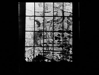 Pavillon des vitraux  marine