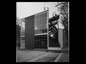 PAVILLON DE L'U.R.S.S., CONSTRUCTIVISME RUSSE