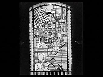 PAVILLON DU CLUB DES ARCHITECTES DIPLOMES PAR LE GOUVERNEMENT