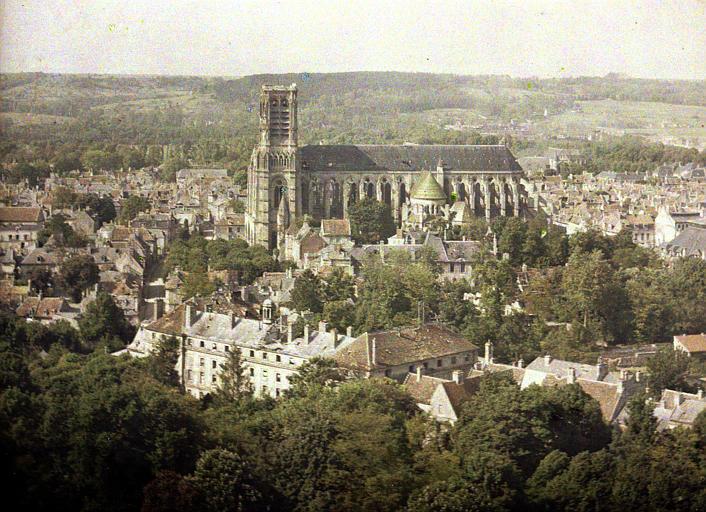 Panorama de Soissons