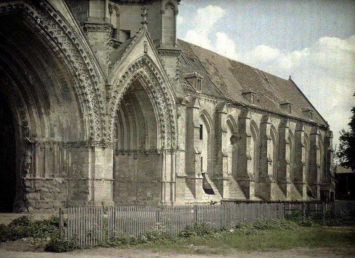 L'ancien réfectoire de Saint-Jean-des-Vignes
