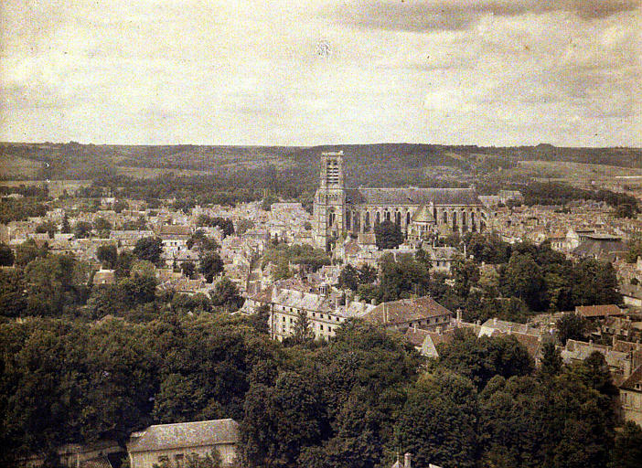 Panorama de Soissons