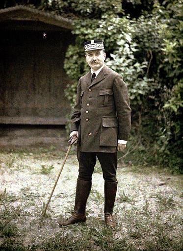 Monsieur Andrieu, sous-préfet de Soissons
