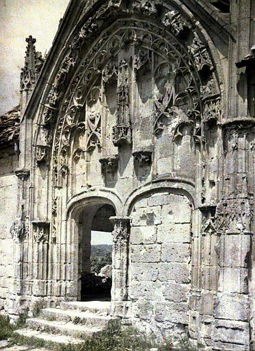Portail Sainte-Radegonde