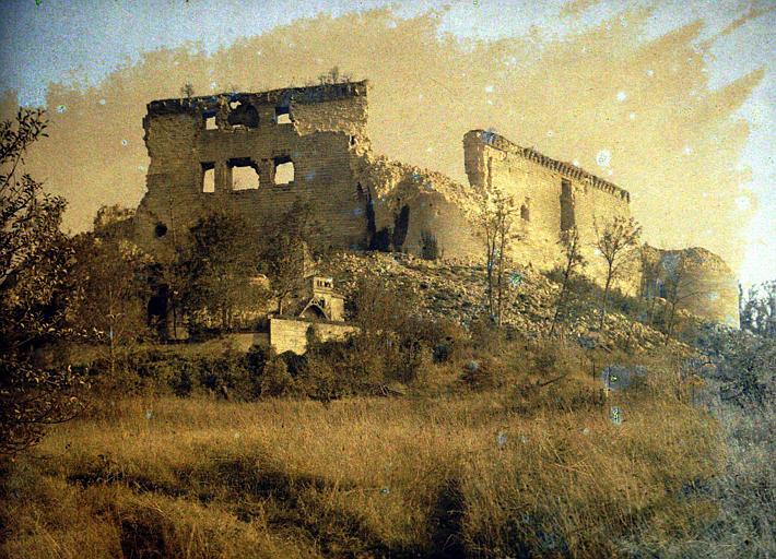 Les tours démolies