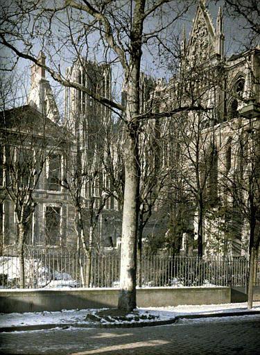 Ancien archevêché et la cathédrale