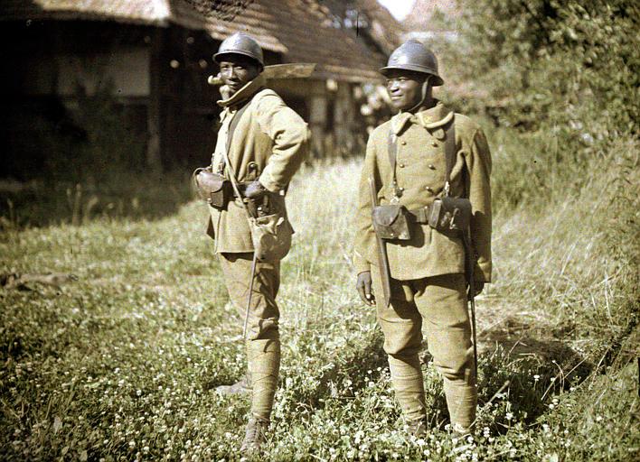 Un sénégalais Bambara